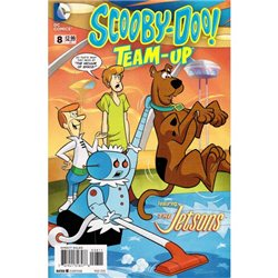 Scooby-Doo Team Up