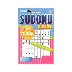 Blue Ribbon Sudoku Puzzles