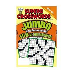Superb Crosswords Jumbo