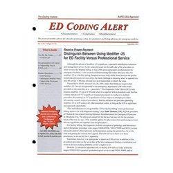 ED Coding Alert
