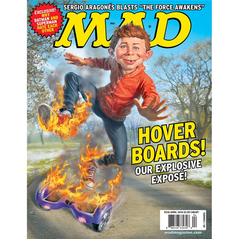 Mad Magazine Subscription Magazinesubscriptions