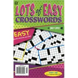 Lots of Easy Crosswords