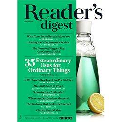 Readers Digest - Large Print