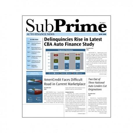 Subprime Auto Finance News Magazine Subscription Truemagazines Com Magazinesubscriptions