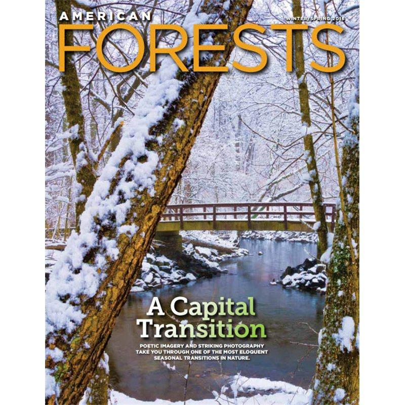 American Scientist Magazine Subscription: American Forests Magazine Subscription
