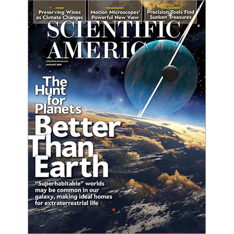 American Scientist Magazine Subscription