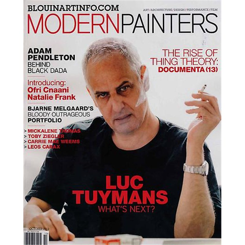 Modern Painters Art Magazine
