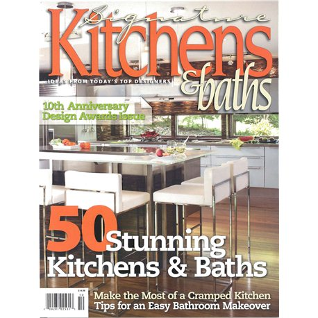 Signature Kitchen and Baths Magazine Subscription - truemagazines.com  MagazineSubscriptions
