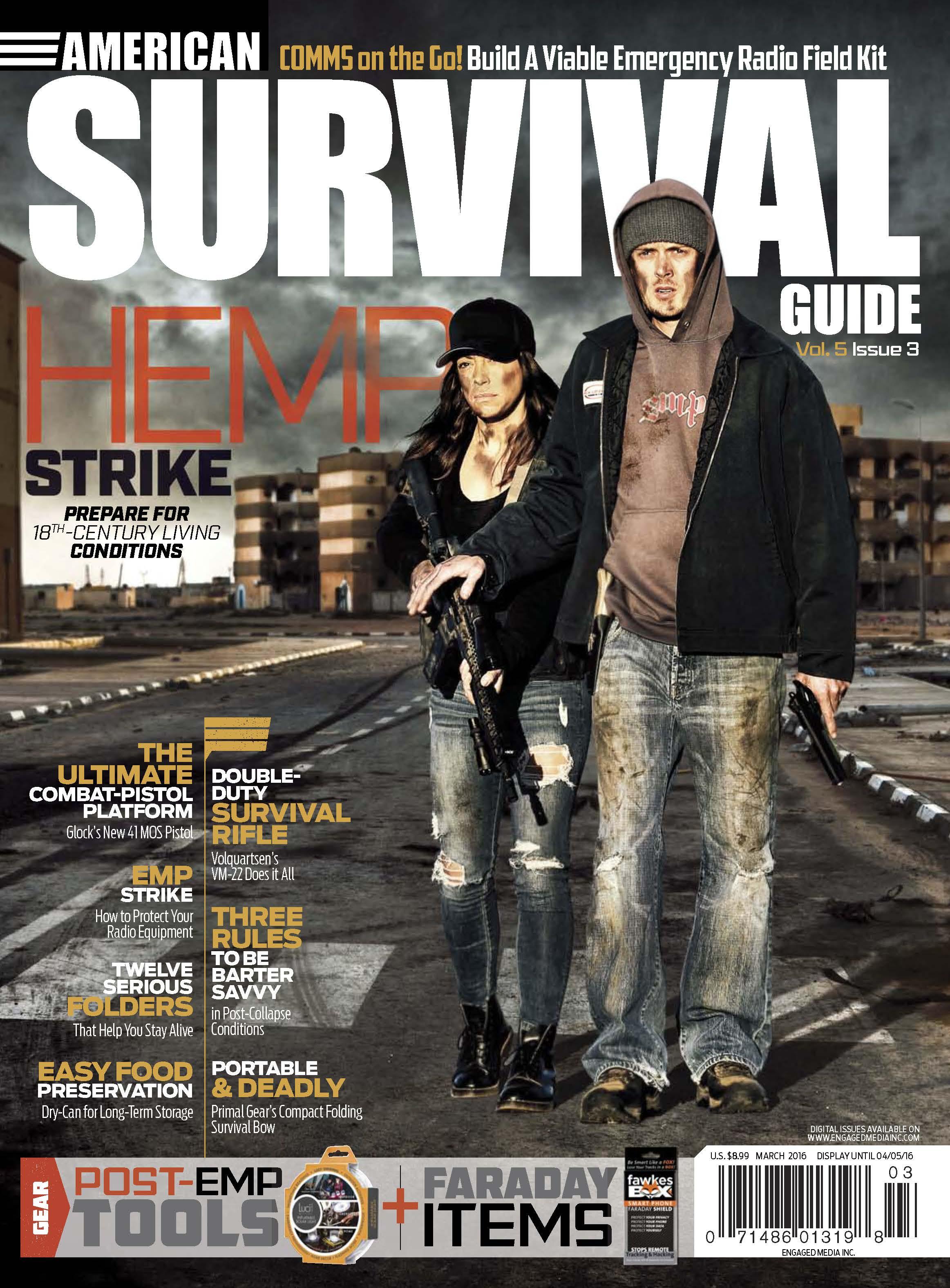 american survival guide magazine subscription rh truemagazines com american survival guide magazine 2018 american survival guide magazine 2018