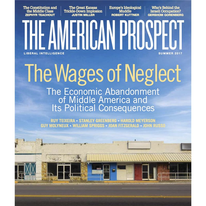 American Scientist Magazine Subscription: American Prospect Magazine Subscription