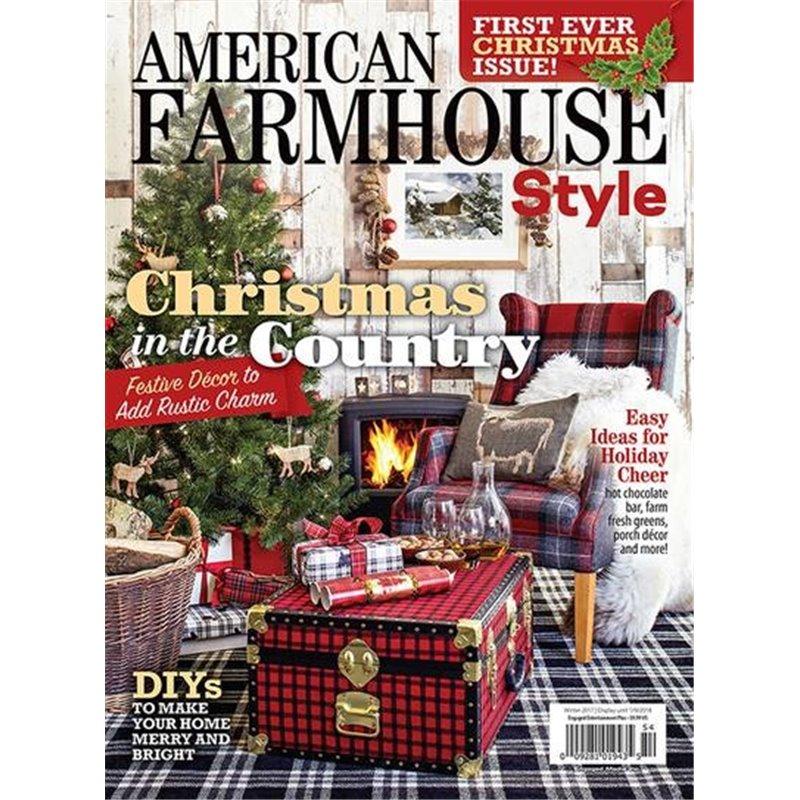 American Scientist Magazine Subscription: American Farmhouse Style Magazine Subscription